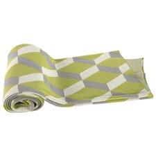 Benedict Cashmere Throw Blanket