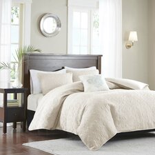 Hudson 4 Piece 2-in-1 Duvet Set