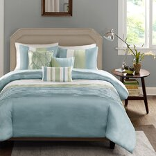 Allport 6 Piece Duvet Cover Set