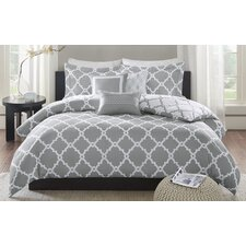 Winard 6 Piece Duvet Cover Set