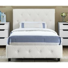 Salina Upholstered Platform Bed