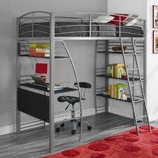 Nadia Twin Loft Bed