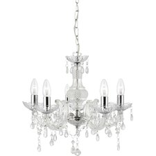 5 Light Mini Chandelier