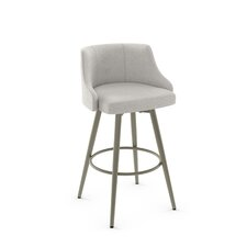 "Duncan 27.75"" Swivel Bar Stool"
