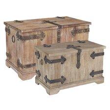 decorative trunks youll love wayfair - Decorative Storage Trunks