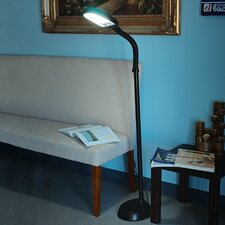 """Sunlight 55"""" Arched Floor Lamp"""