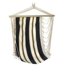 Nautical Stripes Cotton Chair Hammock