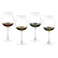 Tulip Wine Glass 26 oz. Goblet (Set of 4)