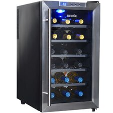 18 Bottle Single Zone Freestanding Wine Cooler