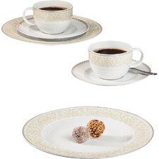 Marina Aden 18 Piece Tableware Set