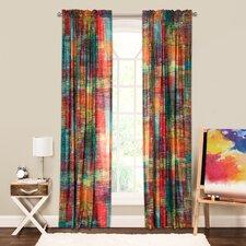 Crayola Etch Single Curtain Panel