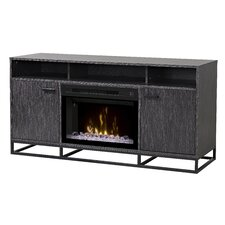 """Reily 64"""" TV Stand with Electric Fireplace"""