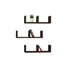Wall Shelves with Hooks You'll Love | Wayfair
