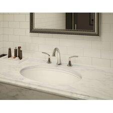 Elm Double Handle Triple Mount Faucet