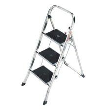 Hailo K30 3 Step Aluminium Step Ladder