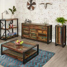 Urban Chic 2 Piece Coffee Table Set