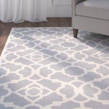 Kenton Gray/White Indoor/Outdoor Area Rug