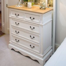 Sebago 5 Drawer Chest of Drawers