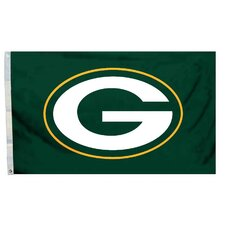 NCAA 2-Sided Traditional Flag