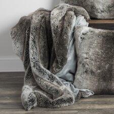 Castleford Faux Fur Throw