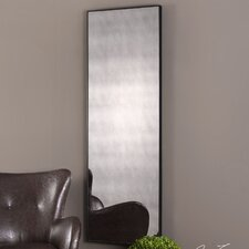 Black Frame Wall Mirror