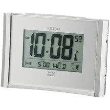 R-Wave Atomic Bedside Alarm Clock