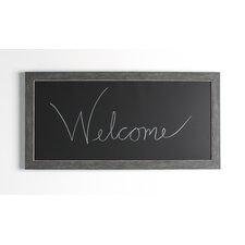 Wyeth Framed Magnetic Chalkboard