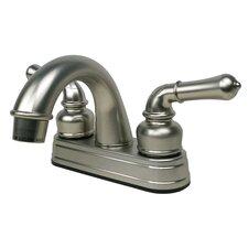 RV Mobile Home Centerset Lever Handle Bathroom Faucet