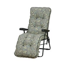 Deluxe Deck Chair with Cushions