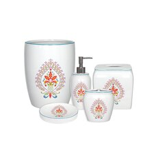 Dena Kahlani 5-Piece Bathroom Accessory Set