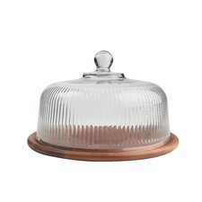 26cm Glass Dome