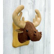 Moose 3D Wall Décor