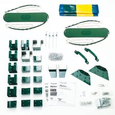 Ready To Build Custom Alpine Swing Set Hardware Kit