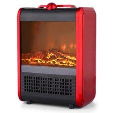 Ceramic Mini Fireplace 750/1,500 Watt Portable Electric Heater