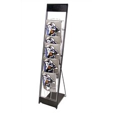 Freestanding Brochure Rack