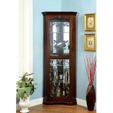 Evered Corner Curio Cabinet