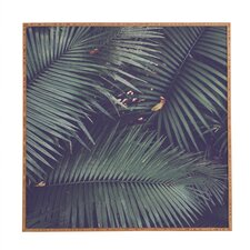 rainforest floor framed photographic print