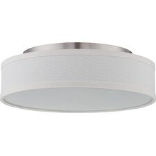 Benning 1-Light Flush Mount