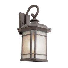 Griffin 1-Light Outdoor Wall Lantern