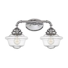 Calvert 2-Light Vanity Light