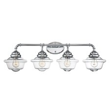 Calvert 4-Light Vanity Light