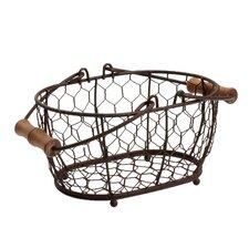 Provence Oval Basket