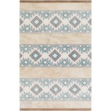 Alta Verde Hand-Crafted Area Rug