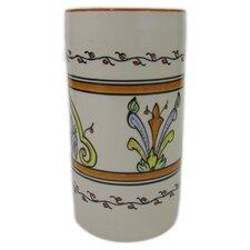 Salvena Stoneware Utensil/Wine Holder