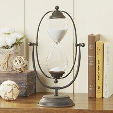 Timeless Hourglass Decor