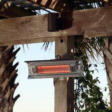 1500 Watt Electric Mounted Patio Heater
