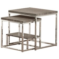 Corona 2 Piece Nesting Tables