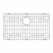 "Stainless Steel 27.5"" x 15.65"" Sink Grid"