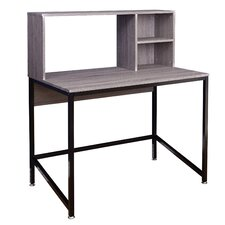 Cawthon Writing Desk with Hutch
