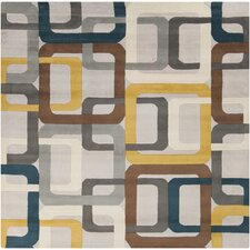 Dean Flint Gray Area Rug